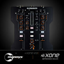 Allen & Heath XONE 23C DJ Mixer - Black