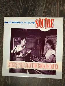 Squire : Every Trick In The Book Of Love 12' mod revival
