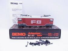 46975 | Bemo H0m 1260/2 E-Lok Ge 4/4 der F0 Furka-Oberalp fahrbereit in OVP
