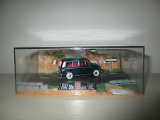 FIAT 500 JARDINIERE 1962 DIORAMA NOREV SCALA 1:43