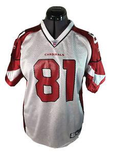 Reebok Arizona Cardinals NFL Boldin #81 Jersey Size Youth XL (18-20)