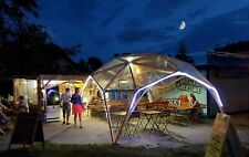 geodesic dome, event  dome, tent, Commercial Event Wedding Bar, beach bar.
