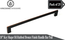 *25 Pack* Cosmas Oil Rubbed Bronze Cabinet Handles Pulls #5795ORB