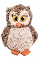 Girl Scout Owl Plush 100 Years Girl Scout Cookies 12""