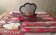 Qty Of 6 Shopkins Chef Club Hat Toys R Us Crown For Kids  Party Favors Swapkins