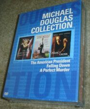 The Michael Douglas Collection (DVD, 2005, 3-Disc Set), NEW & SEALED, 3 FILMS