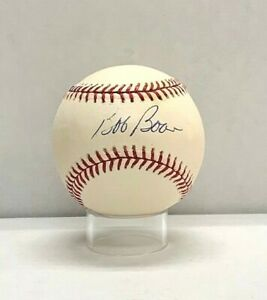 Bob Boone Signed Official MLB Baseball PSA/DNA Phillies AC34095