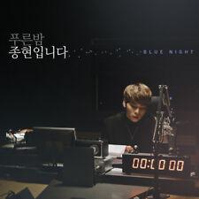 "JONGHYUN "" BLUE NIGHT "" MBC FM4U 3rd annual album (US SELLER)"