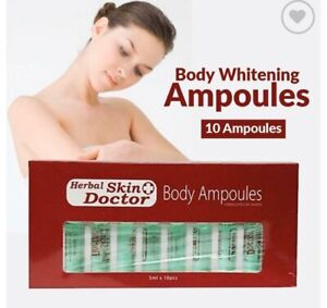 Herbal skin doctor body Ampoules 3ML x 10