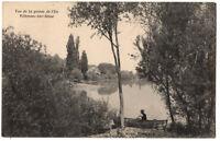 CPA 78 - VILLENNES SUR SEINE (Yvelines) - Vue de la pointe de l'Ile - Ed. Mirgon
