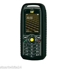 CAT JCB Caterpillar B25 Rugged Tough Single SimWater Proof Mobile Phone Sim Free