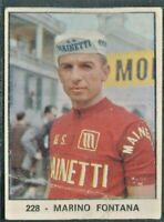 FIGURINA*CAMPIONI DELLO SPORT 1966/67-MARIno fontana -N.231-REC