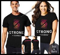 ZUMBA STRONG INSTRUCTOR Tee Shirt Unisex - Orlando Convention EliteZWear X/S M/L
