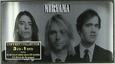 NIRVANA : WITH THE LIGHTS OUT (4 Disc Set (3 CD + DVD) Sealed
