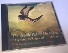 THE REPTILE PALACE ORCHESTRA On The Wings Of A Skink LIVE CD Motile 1996