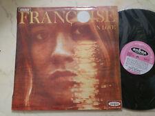 FRANCOISE HARDY In Love *MEGARARE NEW ZEALAND ORIGINAL 1st PRESS 60s*NM*
