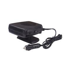 2 in 1 Mini 12V Car Ceramic Heating Cooling Dryer Heater Fan Defroster Demister