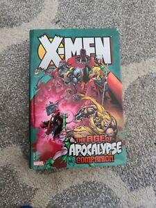 Age of Apocalypse Companion Omnibus X-Men HC