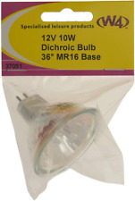 Base W4 MR16 10w Bombilla Halógena 12v 37051