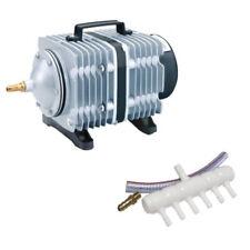 Aqua-Forte Luft-Kompressor Membran Pumpe Aquarium Teich Belüfter