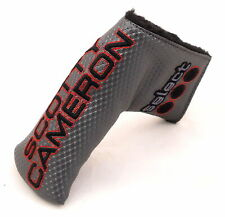 NEW Scotty Cameron Titleist 2014 Select Putter Head Cover