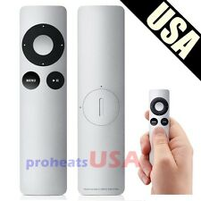 NEW!! OEM Apple Remote Control A1294 System, TV, iPhone, Mac MC377LL/A + Battery