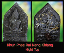 Thai Amulet Magic Hight Top Herbal Hunphaen Rai Nang Khiang By Aj Pu MoNak