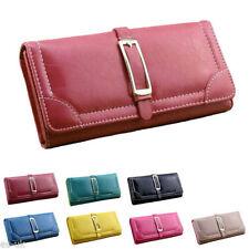 Porte-monnaie et portefeuilles jaunes en cuir pour femme