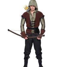 Men/'s CUOR DI LEONE Warrior Costume-Da Uomo Costume Medievale Cavaliere Outfit