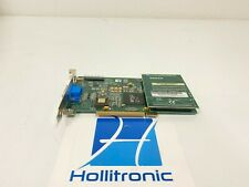 NUMBER NINE VIDEO CARD 01-772001-001 01772001001 W/ REALITY 772 2MB