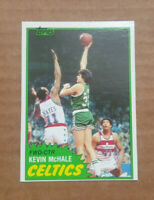 1981-82 Topps KEVIN McHALE Rookie Card #75 Boston Celtics