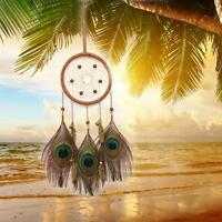 Handmade Dream Catcher with Feathers Car Wall Door Hanging Decoration Ornaments