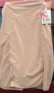Spanx Half Slip Shapewear Haute Contour Blush Nude XL no returns on underwear