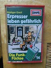 Funk - Füchse 14 Hörspiel, Kassette, MC, Cassette