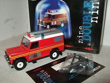 Corgi CC07704 Land Rover 110 Montagne Gamme 4WD Pompe,S. Glamorgan Incendie 1:43