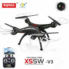 Syma X5SW-V3 Wifi Explorers 2.4G RC Headless Quadcopter...
