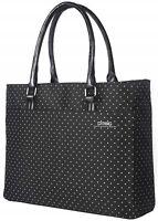 DTBG Laptop Tote Bag 15.6 Inch Women Shoulder Bag Nylon Briefcase Casual Handbag