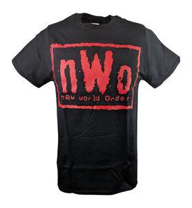 nWo Red Logo New World Order T-shirt
