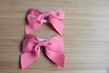 American Girl 2pcs bow-knot rosette for hair accessories 18'' doll