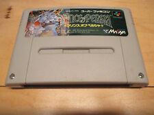 SNES NTSC-J Price of Persia Japan Import TOP nur Modul x