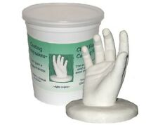 Luna Bean Kids Hand Plaster Casting Kit+Finish color