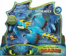 DreamWorks How To Train Your Dragon 3 The Hidden World: STORMFLY Light & Sounds!