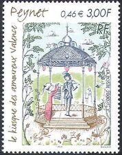France 2000 Peynet/Art/Music/Love/Cartoons/Artists/Violin/People 1v (n42048)
