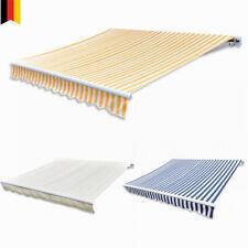 Markisenbespannung Ersatzstoff Markisen Markisentuch Sonnenschutz Canvas 3/4x3m