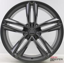 4 Audi A5 S5 8T B8 20 Zoll Alufelgen Original Audi A7 4G8AC S-Line Felgen TM