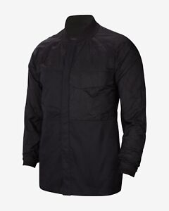 Nike Sportswear Tech Pack Men's Black Woven Jacket CJ5157 010 Size XL