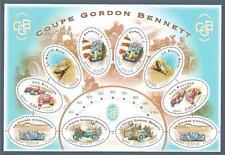 BLOC FEUILLET N°86 - Coupe Gordon Bennett