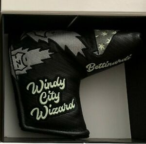 Bettinardi Friday the 13th Wizard Blade Headcover *SOLD OUT*