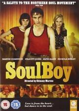 SOULBOY  New & Sealed DVD NORTHERN SOUL FILM  WIGAN CASINO SOUL CLUB
