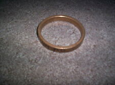 Vintage Snowmobile Ski Doo 72mm OD 63mm ID 10mm Tall 4.5mm Thick Brass Bushing